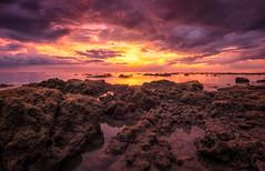 An epic sunset (languitar) Tags: sunset water amphoekolanta indianocean colorefex4 klongkhong clouds beach ocean kolanta thailand sky sea reflection coast rocks krabi colorefex kingdomofthailand kolantadistrict nikcolorefex shore จังหวัดกระบี่ ประเทศไทย อำเภอเกาะลันตา เกาะลันตา th