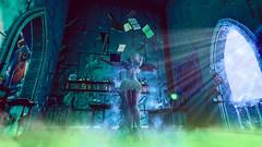 Playing with Sorcery (Angel Neske) Tags: angel sorcery mythology fantasy magic