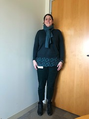 30/365 (moke076) Tags: 2019 365 project 365project project365 oneaday photoaday mobile cell cellphone iphone self selfie me portrait ootd cold weather outfit look work wear
