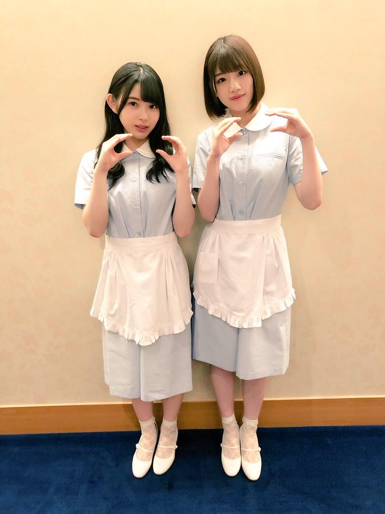 Maids (dycken) Tags: japan maid chambermaid uniform