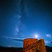 Stairway to Heaven, Milky Way, Davis Mountains, Texas - 3rd Place Scenics - Robert Bossard