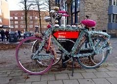 Fiets / Münster (rob4xs) Tags: münster kerstmarkt weihnachtsmarkt nrw duitsland deutschland germany fiets fahrrad bicycle muenster