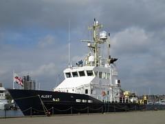 THV Alert (Ian Press Photography) Tags: ipswich waterfront suffolk neptune marina boat boats thv alert rapid intervention vessel trinity house ship dock docks yacht yachts river orwell quay