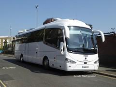 D&P Coaches, [YN18SSV] - London, Mount Pleasant (22/04/18) (David's NWTransport) Tags: dpcoaches yn18ssv irizari6 irizar scaniak360ib4 scania