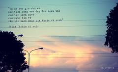 129 (loanimages) Tags: sky cloud street light tree