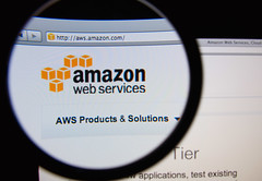Amazon Announces a Security Change That May Help Companies Using AWS to Avoid Data Breaches (OTIWLVXFF6SASSZ6ZVQQTACJYY) Tags: amazon aws browser cloud computing data digital editorial home homepage icon illustrative image internet net online page platform remote screen server service site symbol web website world