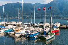 Lago Maggiore 2018  - Locarno (karlheinz klingbeil) Tags: suisse wasser boats boote swissalps schweiz alps water switzerland city schiffe lake see alpen stadt locarno tessin ch