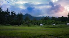 Honolulu (Danny JVP) Tags: landscape hawai sky mountain sony light view grass tree