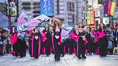 The 19th Tokyo Yosakoi (DigiPub) Tags: 1051977552 istock 2018 adult adultsonly annualevent artscultureandentertainment avenue beautifulwoman blackcolor blurredmotion capitalcities citystreet community corset crowd crowded dancing dusk eastasianculture eastasianethnicity famousplace fashion flag fulllength fun germanflag groupofpeople horizontal ikebukuro japan japaneseculture japaneseethnicity largegroupofpeople motion number19 october onlyjapanese onlywomen outdoors parade people photography pinkcolor sensuality smiling spectator street teamevent teamwork togetherness toshimaward traditionalclothing traditionalfestival traveldestinations women yosakoifestival youngadult youngwomen femininity