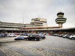 Flughafen Berlin-Tegel (Berliner1963) Tags: tower deutschland germany berlin tegel flughafen airport txl architecture architektur ottolilienthal meinhardvongerkan volkwinmarg