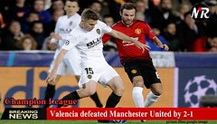 Valencia defeated Manchester United by 2-1 in Champions League (newsreaders.in) Tags: breakingnews carlossoler championsleague championsleaguegroupmatch englishclubmanchesterunited footballnews josémourinho latestfootballnews latestnews manchester marcusrashford newsreaders newsreadersindia paulpogba philgonce spanishfootballclub sport sports unitedstates valencia valenciawonchampionsleague