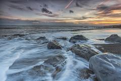 The washing machine (Through Bri`s Lens) Tags: sussex coast hightide rock rocks waves beach sea canon5dmk3 canon1635f4 lee09softgrad