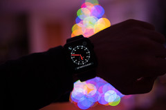 Holiday bokeh (LEXPIX_) Tags: bokeh nikon z6 35mm 18s f18 wide angle open aperture large blur colors abstract apple watch lexpix