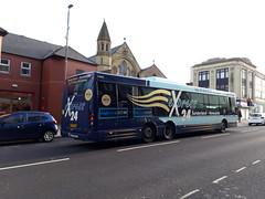 Stagecoach sunderland 24003 (Cameron's bus photos) Tags: nebuses scaniaomnilink sp57cnj 24003 stagecoachnewcastle