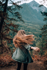 Dance (Top KM) Tags: dancing explore outdoors mountain canada british columbia girl woman female woods park trail 500px one person people landscape nature forest fall autumn travel exploration dance bc beautiful hike provincial