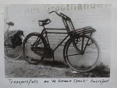 mijn transportfiets Apeldoorn ca. 1984 (willemalink) Tags: mijn transportfiets apeldoorn ca 1984