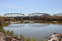 Gillespie Dam (Ports Photography) Tags: dam explore arizona arlington az bridge