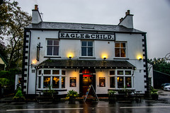 Eagle and Child Staveley (Tony Shertila) Tags: england staveley britain cumbria europe lakedistrict mountain sky village weather ©2018tonysherratt 20181011173752lakedistrictlr eagleandchild pub inn hotel building architecture dusk lowlight