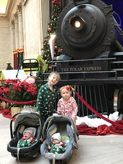 "Family at the Polar Express • <a style=""font-size:0.8em;"" href=""http://www.flickr.com/photos/109120354@N07/45717054364/"" target=""_blank"">View on Flickr</a>"