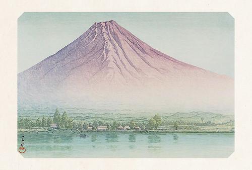 31-Carte postale // 10x15cm // Kawaguchi