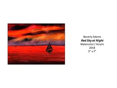 """Red Sky at Night • <a style=""""font-size:0.8em;"""" href=""""https://www.flickr.com/photos/124378531@N04/45734222595/"""" target=""""_blank"""">View on Flickr</a>"""