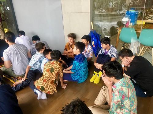 Batik boys