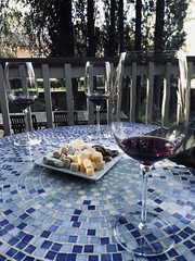 #WineTasting with #Friends (Σταύρος) Tags: ontopofthetable bluetiles tilecounter halffull cheeseplate cheese merrychristmas happyholidays winery vineyard redwine wine three 3 threewineglasses threeglassesofwine winetasting friends kalifornien californië kalifornia καλιφόρνια カリフォルニア州 캘리포니아 주 cali californie california northerncalifornia カリフォルニア 加州 калифорния แคลิฟอร์เนีย norcal كاليفورنيا