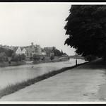 Archiv R654 Fluß im Sommer, 1960er thumbnail
