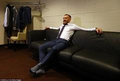 Conor McGregor - 01 (mondonville) Tags: boxeur chaussettes boxer socks