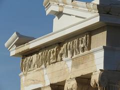 The Acropolis #25 (jimsawthat) Tags: acropolis greece athens urban ruins stone ancient templeofathenanike