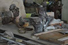 DSC_0299 (tserberus22) Tags: iron sculpture