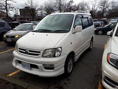 '01-'03 Toyota LiteAce Noah Road Tourer (Foden Alpha) Tags: toyota liteace noah roadtourer hh815c