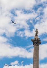 Nelson's-Column_DSC9224 (Mel Gray) Tags: london england unitedkingdom