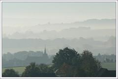Early autumn-morning ...... (2) (hjhoeber2) Tags: autumn landscape autumnmorning atmosphericlandscape nebel morgenlicht herbstmorgen herfst herfstmorgen zuidlimburg zeiss batis batis28135 sony a6000 zeisscameralenses sonyalpha nederland netherlands