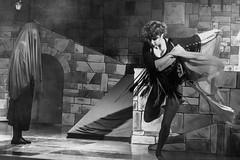 _DSC0581 (Carlo Granisso) Tags: musical church chiesa teatro theatre actor actress jesus sanfrancesco piece mask forzavenitegente maddalena altare animals animali ballo dancing bw blackandwhite torino turin nikon d7500 nikond7500