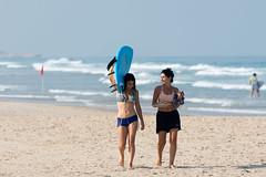 DSC_6958 (Yishai Halutz Photography) Tags: sea sports surfer sport surfing surf surfers sky sun surfboard sand surfergirl girl girls extreme beach people ocean d610 28300mm waves wave water woman women