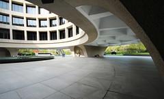 IMG_1784 (trevor.patt) Tags: bunshaft som architecture latemodernist brutalist concrete washingtondc smithsonian museum mall coffer