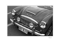 Austin-Healy 3000 Mk.II (radspix) Tags: austinhealy 3000 mkii nikkormat ftn nikkor 3570mm f3345 arista edu ultra 100 pmk pyro