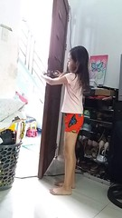 new shorts (ghostgirl_Annver) Tags: asia asian girl annver teen child kid daughter sister family shorts portrait