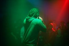 LMH09481 (hoganlobbs) Tags: koi nikkoi maurice frederick md maryland rap rappers hiphop hip hop shippensburg chambersburg pa rello imrello loganhobbs logan hobbs hobbslog hobbslogan hoganlobbs thought lot live