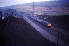 Crowden (ee20213) Tags: longdendalevalley britishrail freightonly class45 451 woodheadroute woodhead 45126 d32