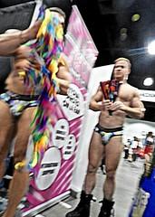 DSCN1148 (danimaniacs) Tags: rupaulsdragcon shirtless hunk man guy underwear bulge muscle