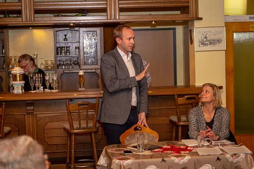 Mit der SPD Oldenburg Mitte-Nord habe ich über die aktuelle politische Lage diskutiert.
