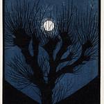 Moon Light (1920) by Julie de Graag (1877-1924). Original from The Rijksmuseum. Digitally enhanced by rawpixel. thumbnail