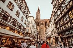 STRASBOURG (01dgn) Tags: strazburg strasburg strasbourg cathédralenotredamedestrasbourg france fransa frankreich travel canoneos77d eurapa europe avrupa