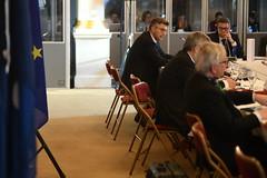 EPP Summit, Brussels, December 2018 (More pictures and videos: connect@epp.eu) Tags: european peoples party epp summit brussels december 2018 people belgium andrej plenković prime minister croatia hdz adrian delia malta pn