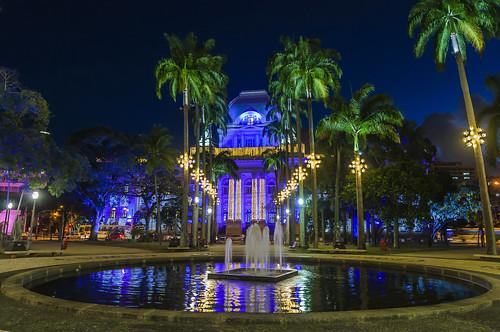 JUSTICE PALACE WITH CHRISTMAS LIGHTS OF 2018 / PALÁCIO DA JUSTIÇA COM AS LUZES DE NATAL 2018