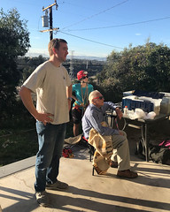 001 Will And Vance (saschmitz_earthlink_net) Tags: 2018 california southerncaliforniagrotto christmasparty losangelescounty baldwinhills windsorhills party climbing practice