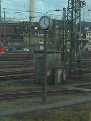 12:22 forever (mkorsakov) Tags: münster hbf bahnhof mainstation uhr clock 1222