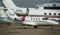 Cessna C 525 Citation Jet I n° 525-0411 ~ D-ILIF  Air Alliance (Aero.passion DBC-1) Tags: spotting lbg 2009 dbc1 david biscove aeropassion avion aircraft aviation plane airport cessna c525 citation jet i ~ dilif air alliance